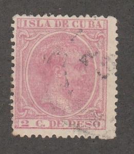 CUBA #138 USED