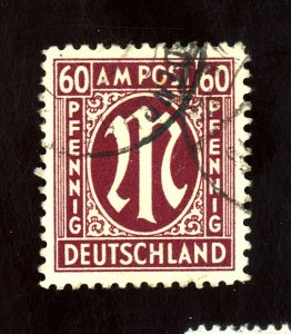GERMANY #3N18 USED F-VF Cat $18