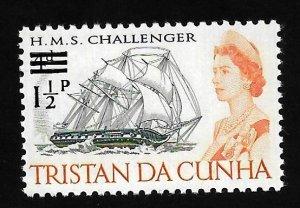Tristan Du Cunha 1971 - MNH - Scott #143 *