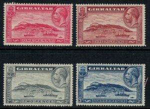 Gibraltar #96-9*  CV $22.50