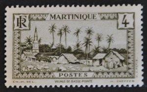 DYNAMITE Stamps: Martinique Scott #136 – UNUSED