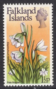 FALKLAND ISLANDS SCOTT 212