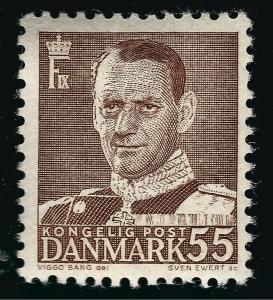 Denmark SC#325 Mint F-VF SCV$24.00...A very Popular Country!!