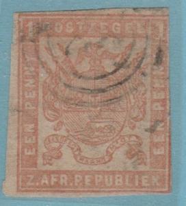 #33 Transvaal Used