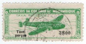 (I.B) Portugal Colonial Revenue : Mozambique $3
