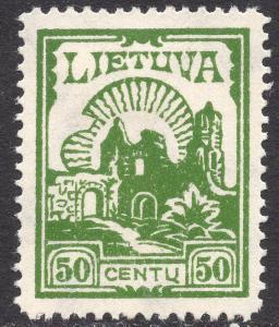 LITHUANIA SCOTT 208