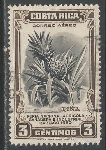 COSTA RICA C199 VFU N196
