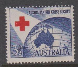 Australia Sc#271 MH