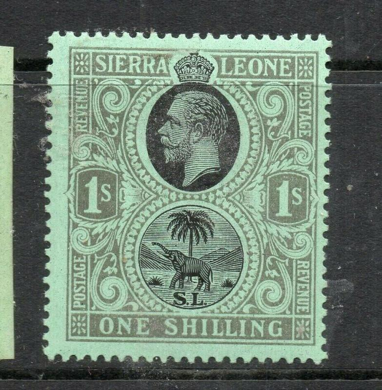 Sierra Leone 1912 Early Issue Fine Mint hinged Shade of 1S. 303690