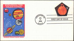 United States, California, First Day Cover, Space, Stamp Collecting