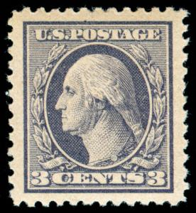 MOMEN: US STAMPS #529 MINT OG NH PSE GRADED CERT XF-SUP 95J