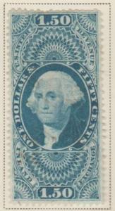 U.S. Scott #R78c Revenue Stamp - Used Single