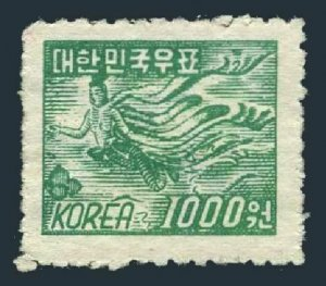 Korea South 126,hinged no gum.Michel 94. Mural from ancient tomb,1951.