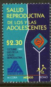 MEXICO 2050, Reproductive Health for Adolescents Month. MINT, NH. VF.