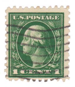 UNITED STATES STAMP. 1913 - 15. SCOTT # 424. USED.