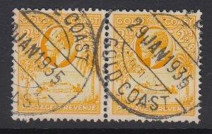 GOLD COAST, Scott 102, used pair