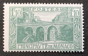 Monaco 88 mnh
