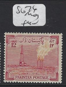 PAKISTAN (P2404B) SG  76    MOG