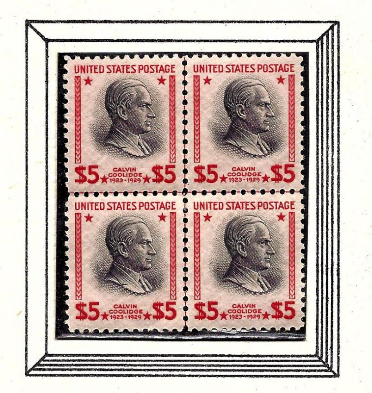 803//902 Mint,OG,NH... Blocks of 4... SCV $808.70... Two full sets... Gorgeous!