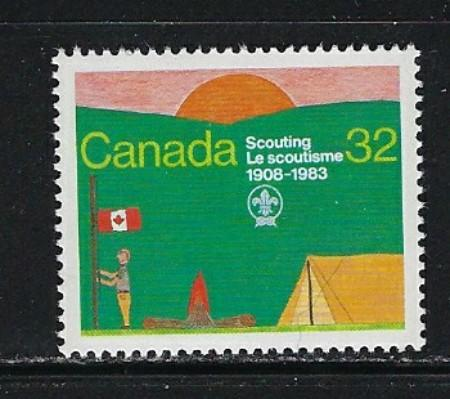 Canada 993 NH 1983 issue