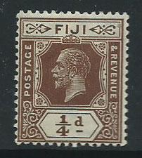 Fiji  GV  SG 228  MVLH