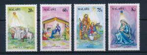 [50880] Malawi 1991 Christmas  MNH