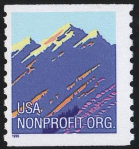 SC#2903 (5¢) Mountain Single (1996) MNH