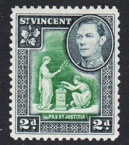 St. Vincent Scott 144 VF mint OG HH.