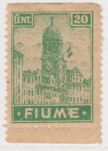 Fiume 1919 20c Very Fine MH* Stamp A21P11F4950