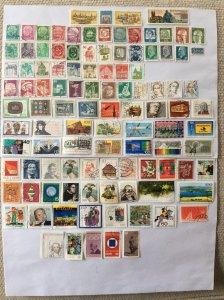 German 100+ stamps - Lot 14