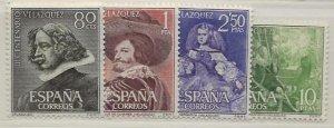 Spain 983-986 [nh]