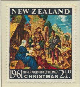 New Zealand Stamp Scott #355, Used - Free U.S. Shipping, Free Worldwide Shipp...
