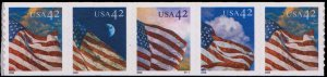 United States Scott 4235a Mint never hinged.