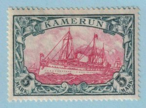 CAMEROUN 25  MINT HINGED OG * NO FAULTS EXTRA FINE!