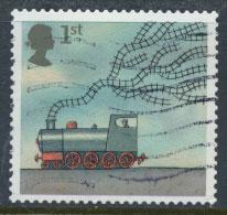 Great Britain SG 2716 SC# 2451  Steam Locomotive  Used  see scan