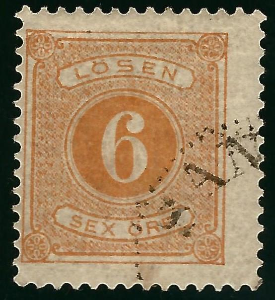 Sweden  SC J15 Used hr Fine SCV $4.50... Fill a Value spot!