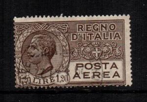 Italy  C7 used cat $ 120.00