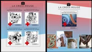 Guinea 2014 red cross virus  klb+s/s MNH