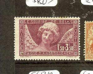 FRANCE  (B1004B) SCB34  MOG
