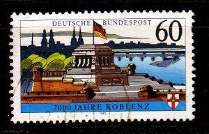 GERMANY BUND [1992] MiNr 1583 x ( O/used ) [01]