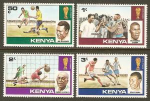 Kenya #113-16 NH Soccer Cup