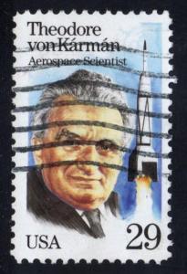 US #2699 Theodore Von Karmen, used (0.25)