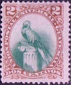 Guatemala #22   Unused  NG