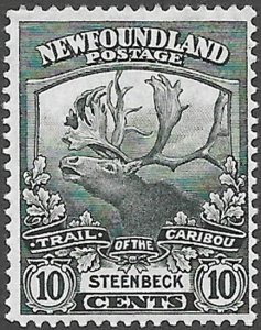 Newfoundland Scott Number 122 F H