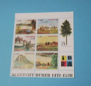 Udmurtia (Russian Federation). Unlisted Block of 6