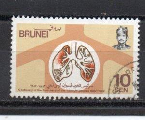 Brunei 276 used (B)