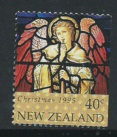 New Zealand SG 1923 VFU
