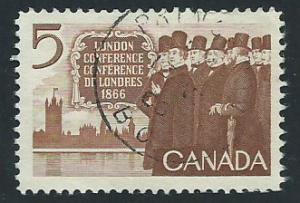 Canada SG 573 Fine Used