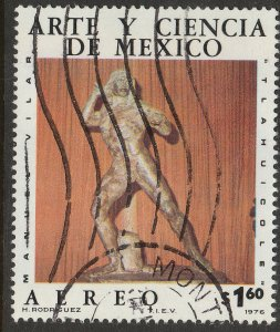MEXICO C529, Art and Science (Series 6) USED. F-VF. (666)