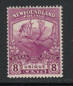 Newfoundland, Sc 121 (SG 136), MLH